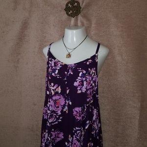 Torrid size 2 maxi dress
